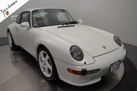 Pre-Owned 1995 Porsche 911 Carrera Coupe