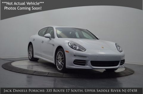 Certified Pre-Owned 2015 Porsche Panamera 4 AWD