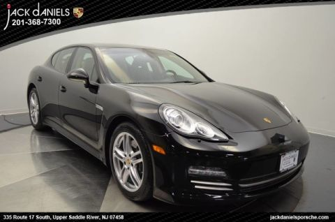 Certified Pre-Owned 2013 Porsche Panamera 4 Platinum Edition