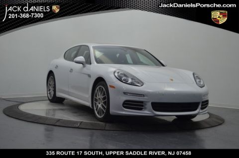 Pre-Owned 2016 Porsche Panamera 4 Edition AWD