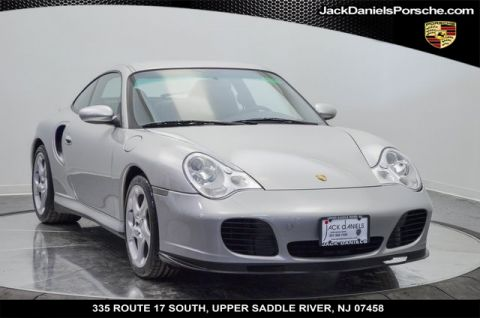 Pre-Owned 2001 Porsche 911 Turbo AWD