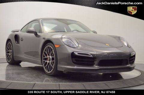 Certified Pre-Owned 2016 Porsche 911 Turbo AWD