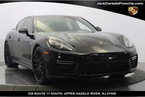 Pre-Owned 2015 Porsche Panamera GTS AWD