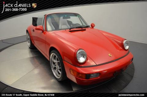 Pre-Owned 1994 Porsche 911 Speedster Tiptronic