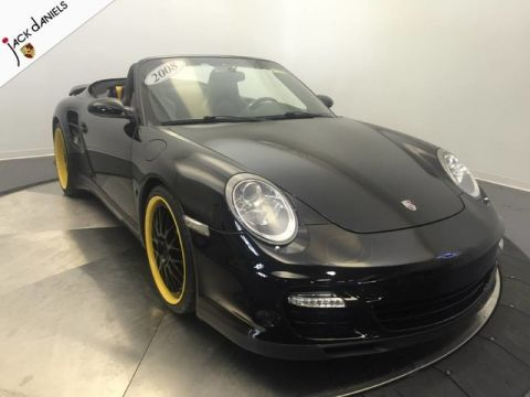 Pre-Owned 2008 Porsche 911 Turbo Cabriolet