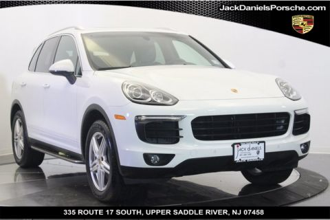 Pre-Owned 2016 Porsche Cayenne Base AWD