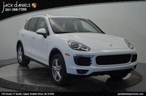 New 2016 Porsche Cayenne Base AWD