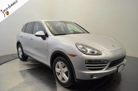 Certified Pre-Owned 2013 Porsche Cayenne Tiptronic