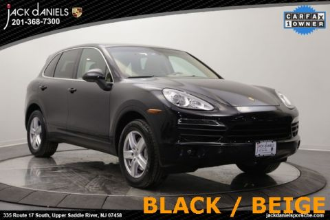 Certified Pre-Owned 2014 Porsche Cayenne S AWD